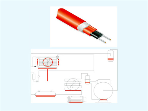 Freeze Protection Heater