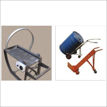 Mobile Heated Drum Trolley