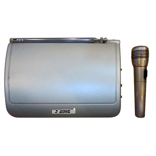 Portable Wireless Microphone
