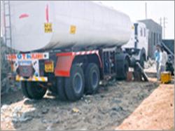 Tanker Heating System