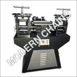 Wire Sheet Rolling Machine