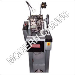 Automatic Curve and Anchor Chain Machine