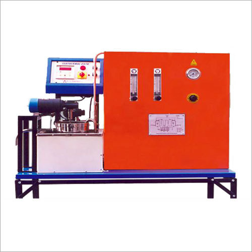 Isothermal Continuous Stirred Tank Reactor (Compressed Air Feed System)