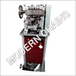 Side Cut Anchor Chain Machine