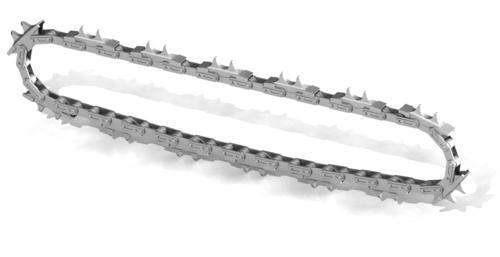 Conveyor Drive Dog Chain