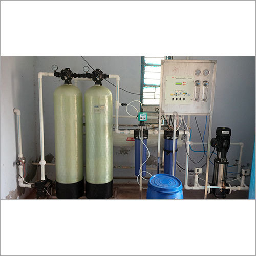 1000LPH Industrial RO Plant