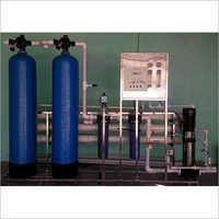 1500 LPH 2 RO Plant