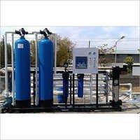 2000LPH Industrial RO Plant