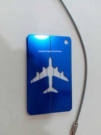Airline Bag Tag