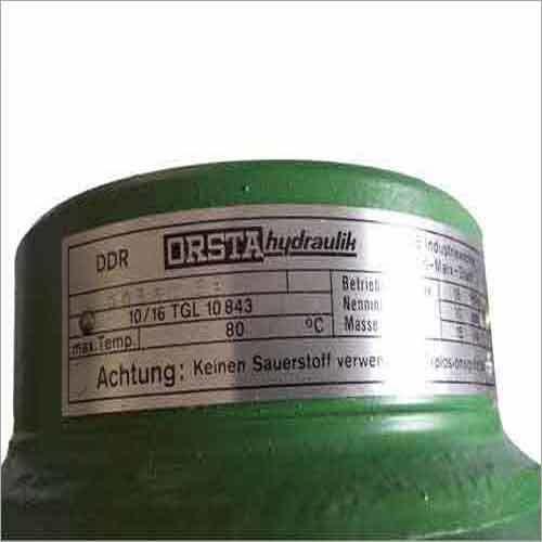 Orsta Hydraulic Products
