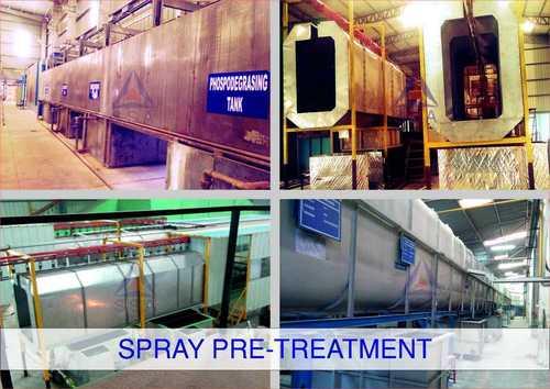 Industrial PreTreatment Plant