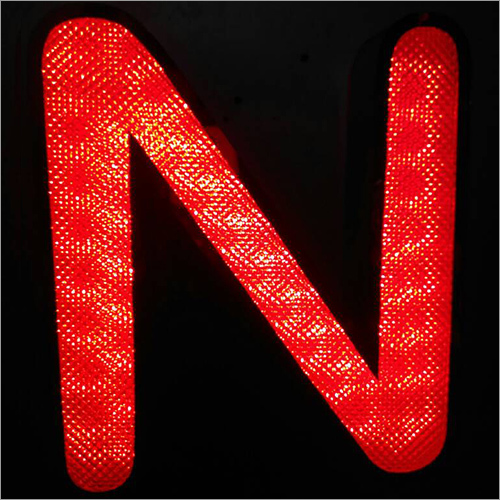 Acrylic Electronic Letter Sign