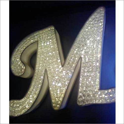 Outdoor Led Acrylic Letter Sign