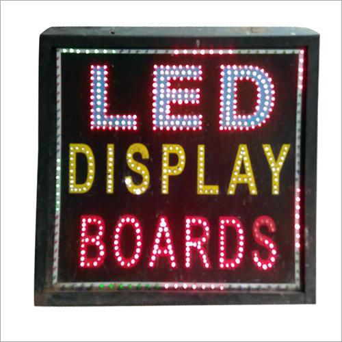 LED Scrolling Board
