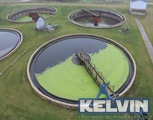 MBBR Technology Sewage Treatment Plant
