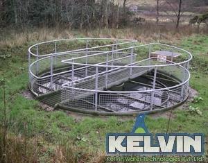 Sewage Treatment Plant STP Services Maintenance