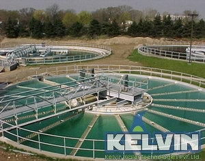 Extension work Sewage Treatment Plant