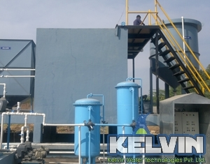 Effluent Treatment Plant | Lamella clarifier