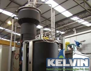 Manufacturing Unit wastewater Treatment Plant