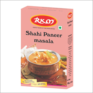 Shahi Paneer Masala Manufacturer,Shahi Paneer Masala Supplier in
