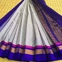 Frilly Silk Cotton Sarees