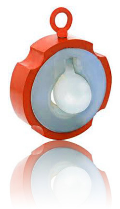 PTFE Lined Swing Check Valve - NRV