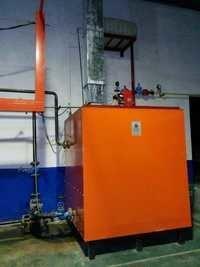 Diesel Fired Water Boiler