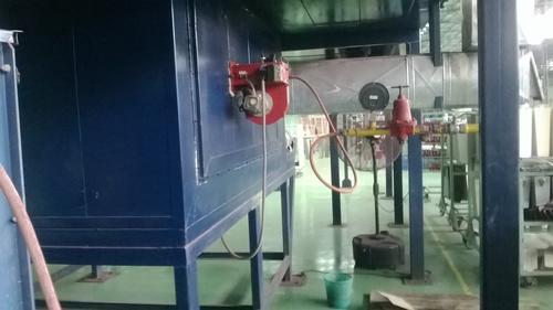 Hot Air Generator System