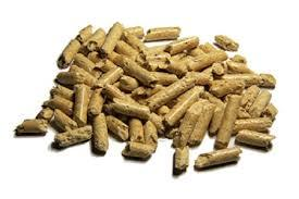 Rice Husk Ash Pellets