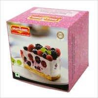 2 PCS Pastry Box
