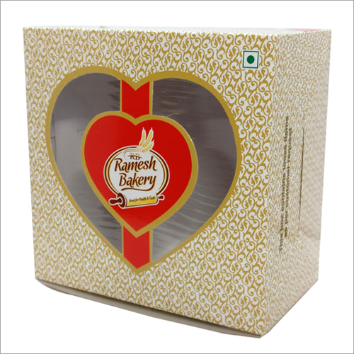 Heart Biscuit Box