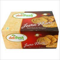 Jeera Cookies Packaging Box