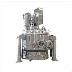 Agitated Nutsche Dryer
