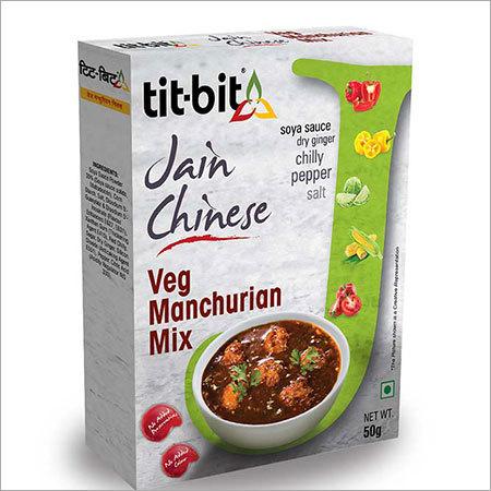 Veg Manchurian Mix