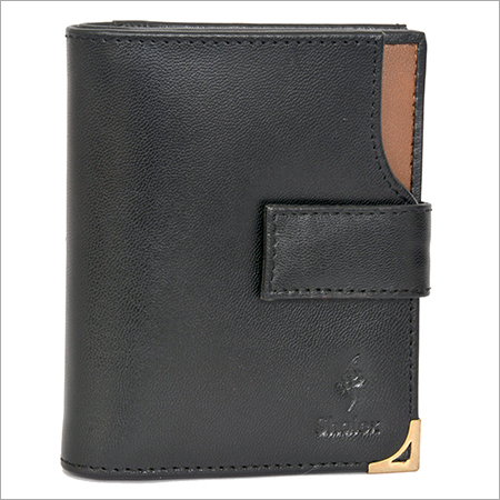 Analine Leather Men's Note Case