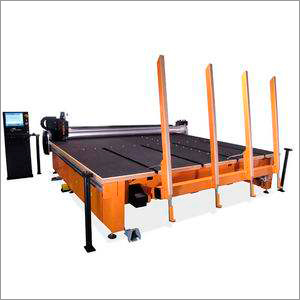 Multi Function Manual Glass Cutting Table