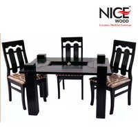 Dinig Table Wooden Set