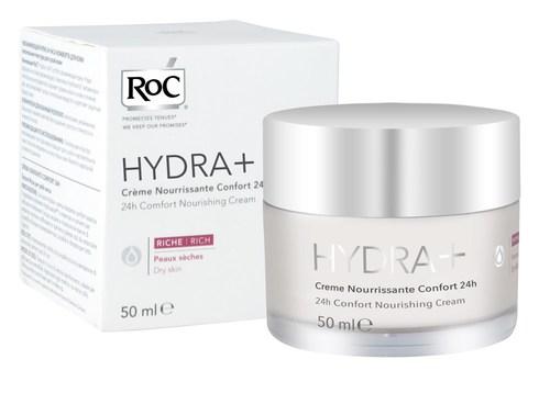 Hydra+ 24h Comfort Nourishing Care Cream
