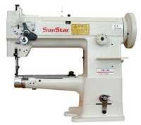 Cylinder Bed, 1-Needle, Unison Feed, Lock Stitch Sewing Machine