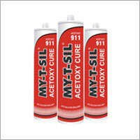 911 Acetoxy Cure Silicone Sealant