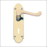 Victorian Lever Lock Door Handle