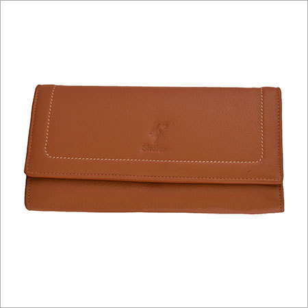 Leather Fancy Ladies Clutches