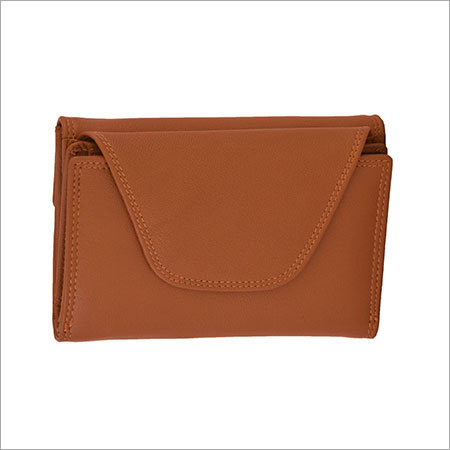 Leather Standard Ladies Clutches
