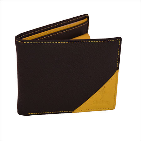 Cool Design Leather Wallet