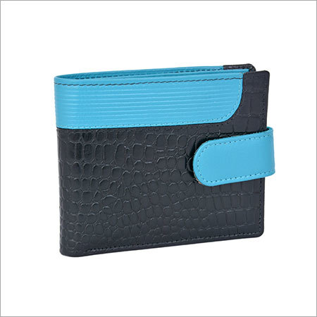 High Quality Croco Leather Wallet