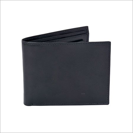 Leather Byfold Gents Wallet
