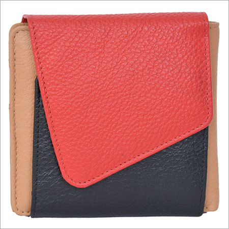 Leather Multi Colour Wallets