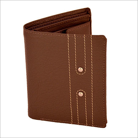 Leather Normal Byfold Wallets