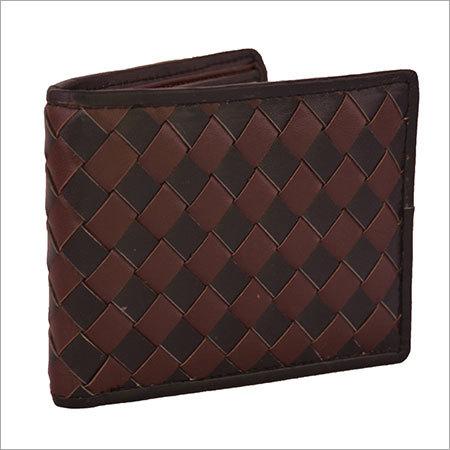 Mat Design Leather Wallets
