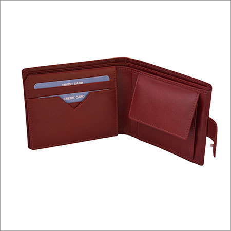 Mehroon Leather Wallets